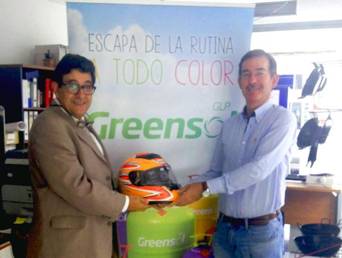 Greensol sortea seis cascos entre sus distribuidores