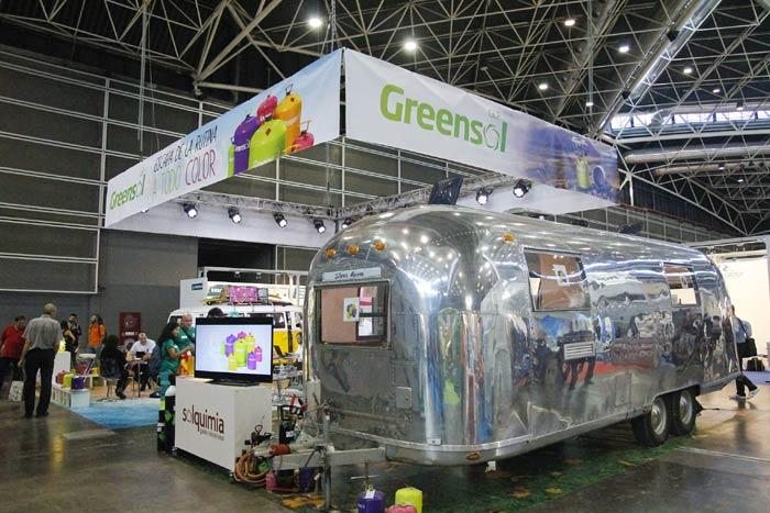Greensol en Eurobrico