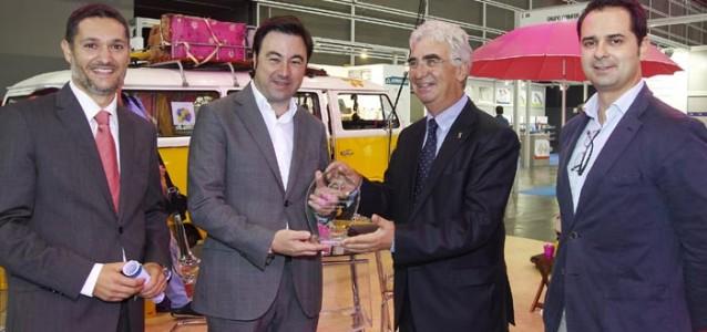 Premio al Mejor Expositor en Eurobrico 2014